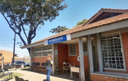 Alunos de Enfermagem participam de mutirão para a realização de exames ginecológicos