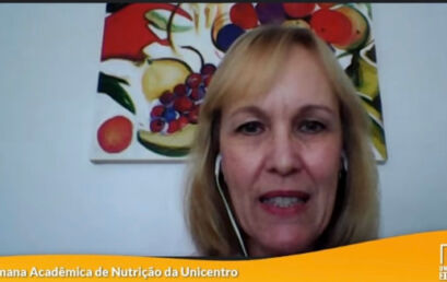 Semana de Estudos comemora Dia do Nutricionista na Unicentro