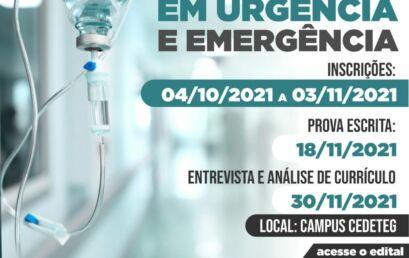 Residência em Enfermagem abre inscrições para nova turma