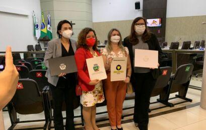 Projetos Órtese e Prótese e Ambulatório de Feridas recebem moção de aplauso da Câmara de Guarapuava