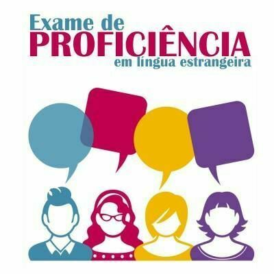 Abertas as inscrições para Teste de Proficiência em Línguas Estrangeiras