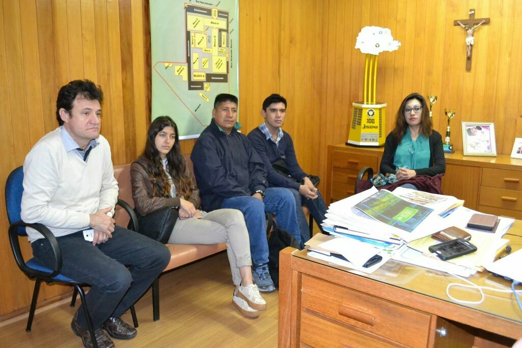 Pesquisadora argentina participa de mobilidade na Unicentro durante o mês de agosto