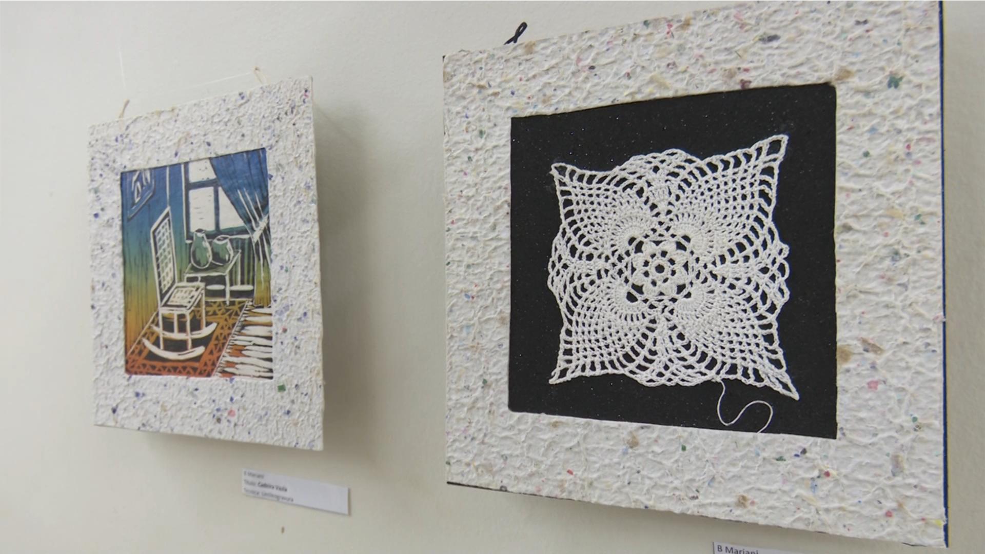 Mostra reúne expressões artísticas em pequenos espaços e a partir de variadas técnicas