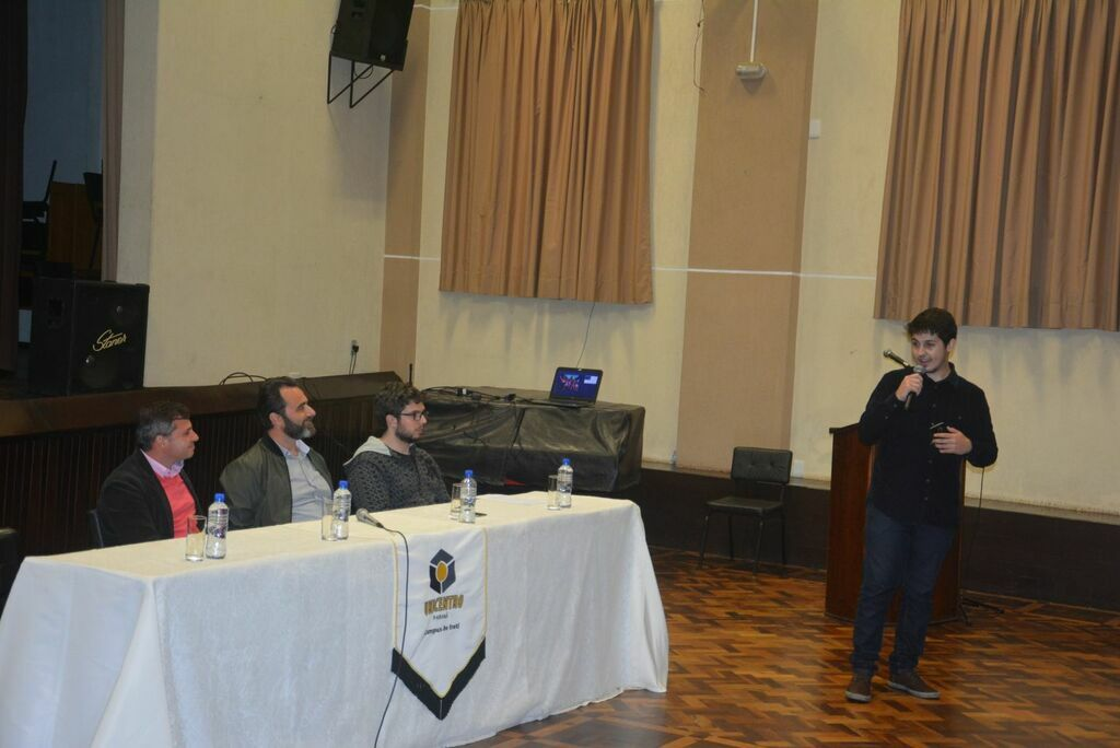 Economia da Experiência é tema de palestra no campus de Irati