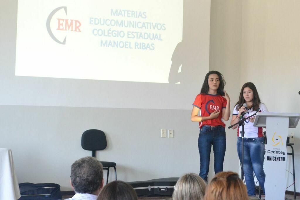 Depois de um ano atuando em três escolas estaduais de Guarapuava, projeto sobre a crise hídrica chega ao fim