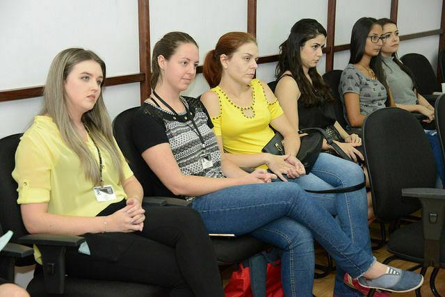 Workshop para elas é atividade pelo Dia das Mulheres na Unicentro