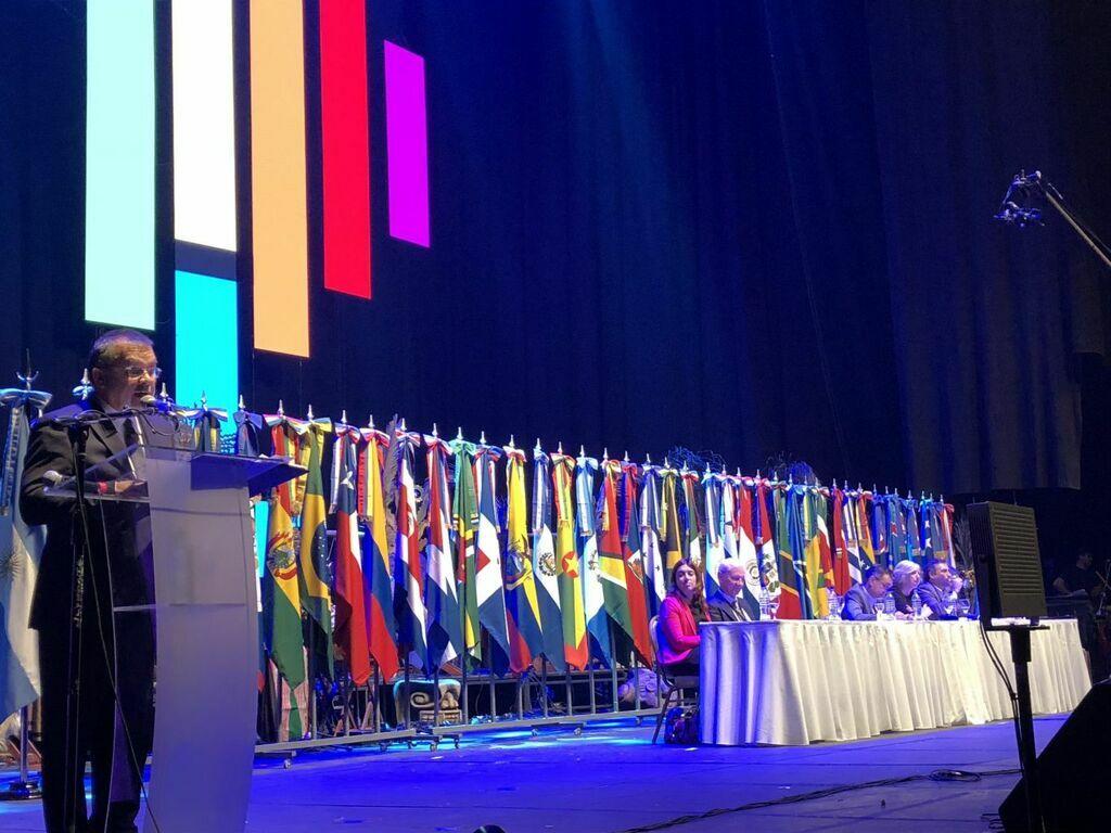 Cres 2018 inicia reafirmando Educação Superior como bem social, direito humano e dever do estado