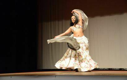 Dez grupos de dança animam duas noites do Encontro de Arte Folclórica