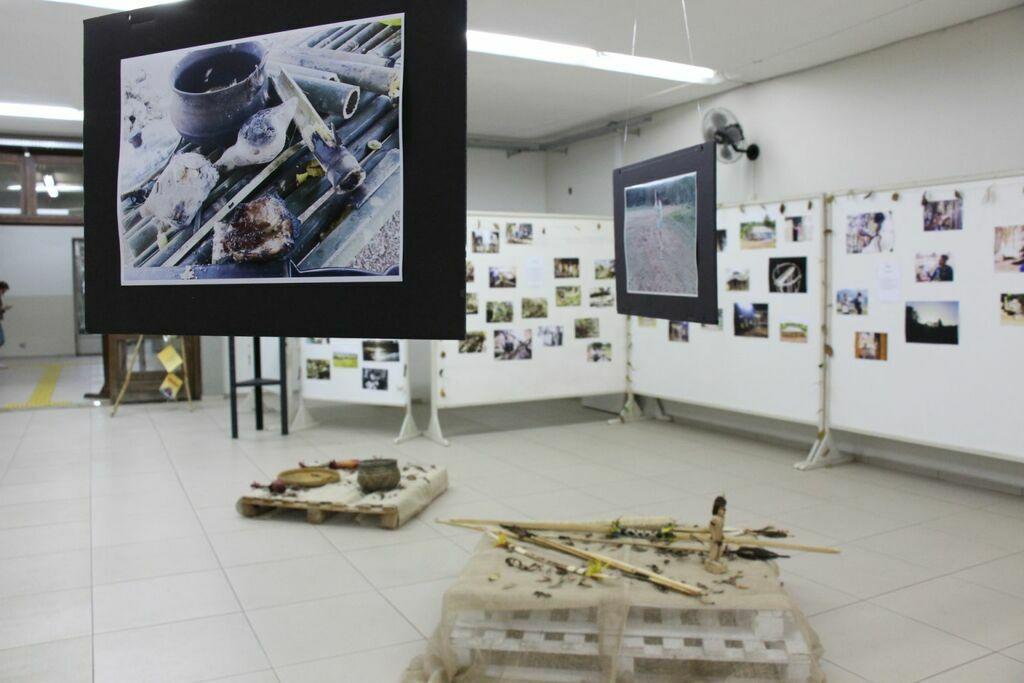 Exposições culturais integram a programação do XXXI Encontro da Arte Folclórica