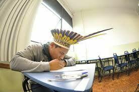 Começa nesse domingo edição 2019 do Vestibular dos Povos Indígenas do Paraná