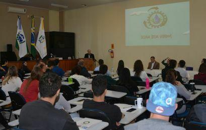 Semana de Estudos em Engenharia Ambiental é realizada no Campus de Irati