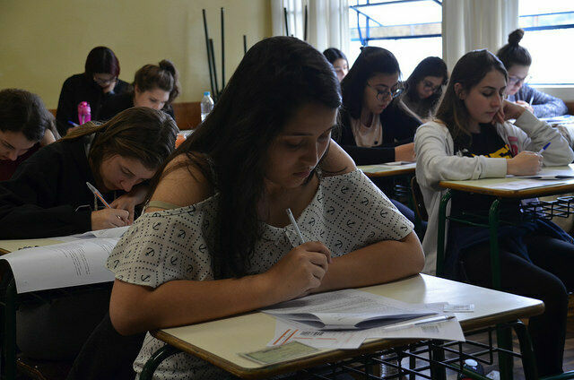 Vestibular: divulgados os dados socioeducacionais dos candidatos da Unicentro