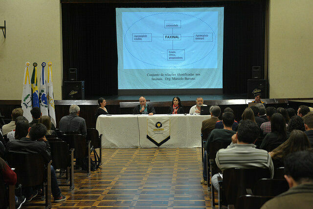 Unicentro integra programação mundial da  International Association for the Study of the Commons