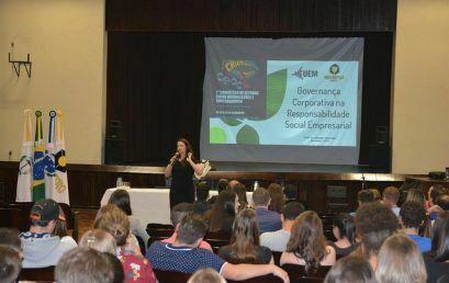 Congresso do Setor de Sociais Aplicadas discute Organizações e Controladoria