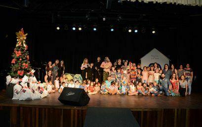 Patronatal é ação do projeto Patronato em comemoração ao fim de ano