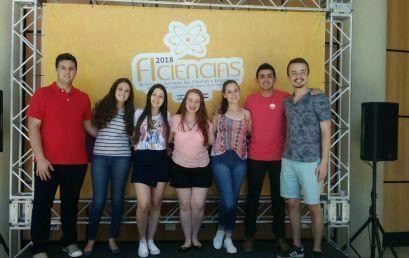 Ganhadores da Menção Honrosa Eaic 2018 visitam Parque Tecnológico de Itaipu