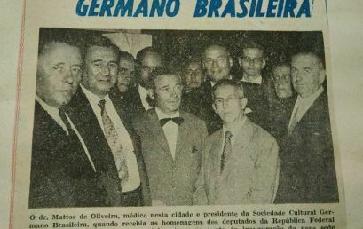 Pesquisadora alemã faz palestra sobre desenvolvimento brasileiro na Unicentro