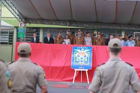 Unicentro é homenageada nos 70 anos do Corpo de Bombeiros de Irati