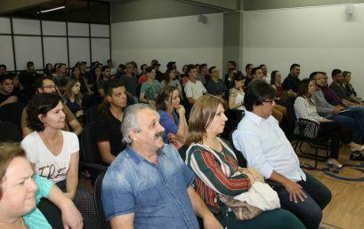 Departamento de Ciências Econômicas promove recepção dos calouros 2019