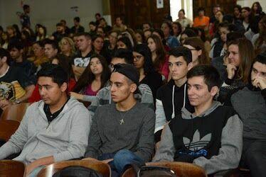 Calouros 2019 são recepcionados no Campus Santa Cruz