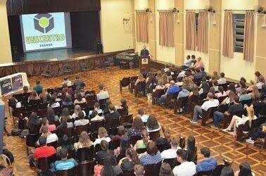 Campus de Irati recepciona calouros 2019