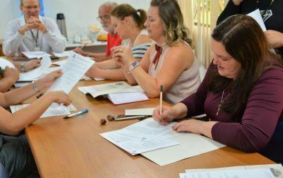 Cedeteg dá posse aos novos membros do Conselho Administrativo do campus