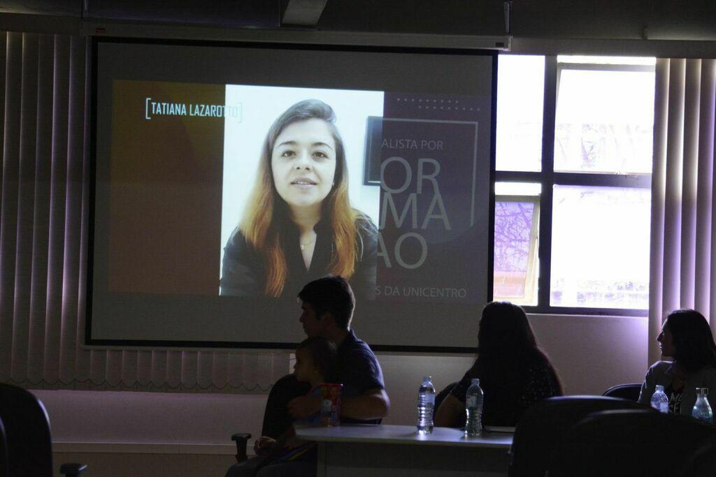 Semana Acadêmica de Comunicação Social reúne estudantes de Jornalismo e Publicidade