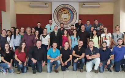 Estudantes e professores de Agronomia fazem visita técnica ao Paraguai