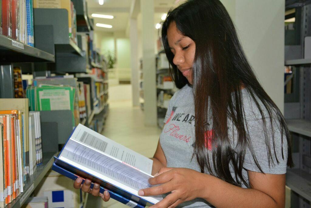 Estudantes estrangeiras estão em processo de mobilidade na Unicentro