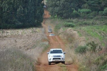 Departamento de Agronomia participa do Rally de Conservação da Agrária