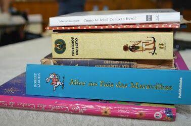 Biblioteca do campus Irati promove comemoração pelo Dia do Livro Infantojuvenil