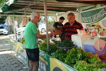 Feira Agroecológica da Unicentro completa dez anos