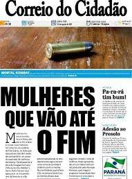 Correio do Cidadão celebra mil edições com exposição na Unicentro