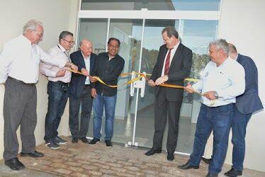 Unicentro inaugura complexo de laboratórios multi-usuários no campus Irati