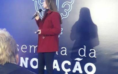 Duas startups da Unicentro participam da Semana de Inovação da Agroleite