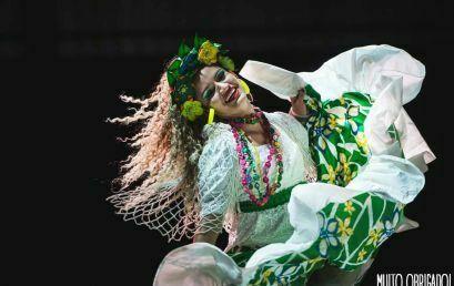 Espetáculo Amazônia Lendária encanta o público guarapuavano