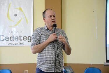 Cidades Inteligentes é tema de palestra no campus Cedeteg