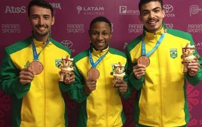 Estudante da Unicentro é medalhista panamericano