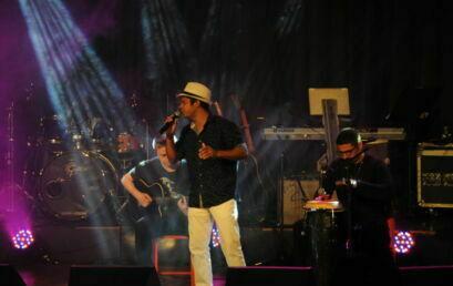Primeira noite classificatória do Festival Unicentro da Canção traz vários estilos musicais
