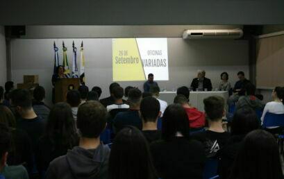 Interdisciplinaridade e tecnologias norteiam discussões da Semana de Ciências Econômicas