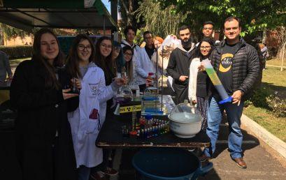 Primeira Manhã de Ciências do campus Cedeteg é um sucesso