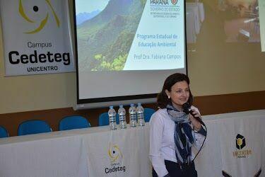 Unicentro sedia Audiência Pública sobre Programa de Educação Ambiental