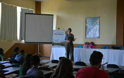 Estudantes de Ciências Biológicas participam de Semana Acadêmica