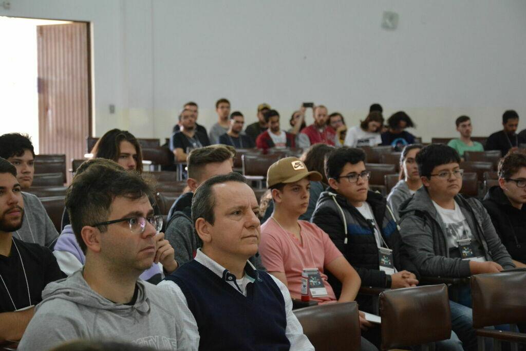 Jornada de Informática reune estudantes e egressos de Ciência da Computação