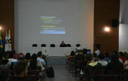 Seminário discute gestão e distúrbios ambientais na Amazônia