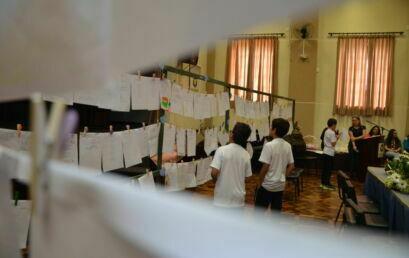 Varal de Poesia reúne criações de estudantes da rede estadual no campus Irati