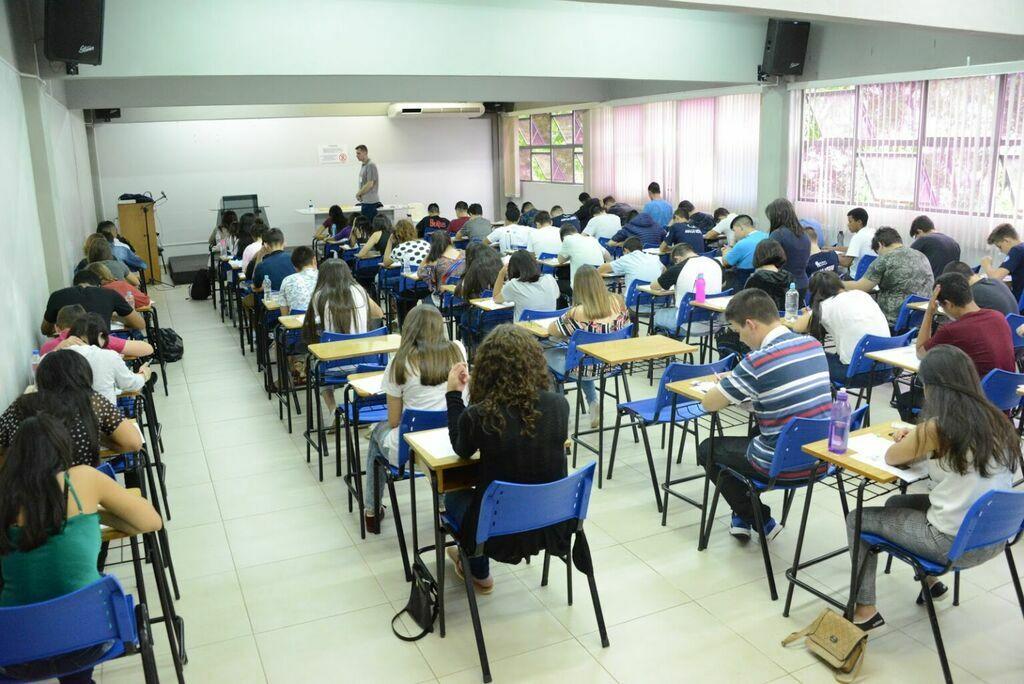 Mais de 6 mil candidatos realizaram as provas do PAC no último domingo