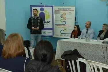 Patronato Irati discute suas ações com parceiros