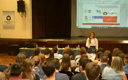 Cultura empreendedora é tema de mesa-redonda internacional no campus de Irati