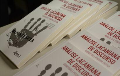 Professor da Unicentro lança coletânea sobre análise lacaniana do discurso